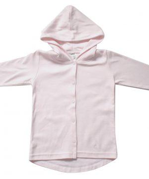 licht roze baby vestje