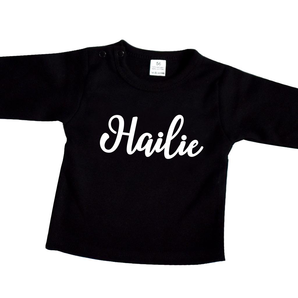 Baby Shirts met naam
