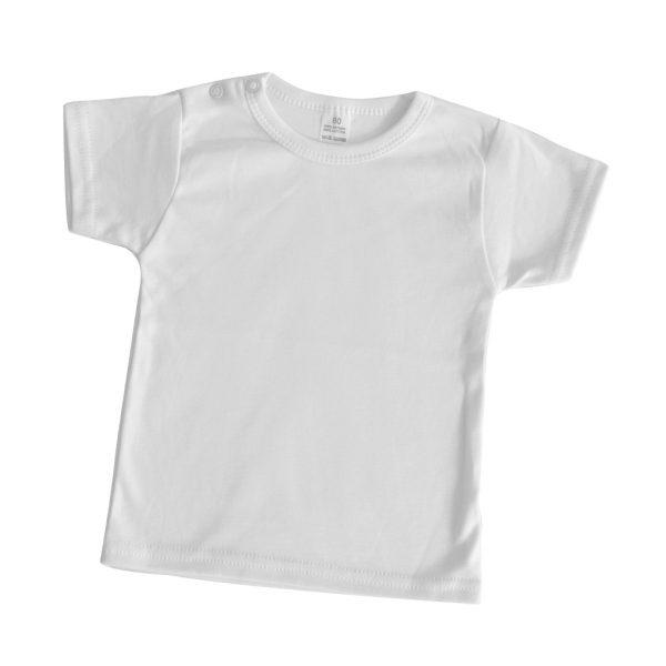 Basic shirt baby wit