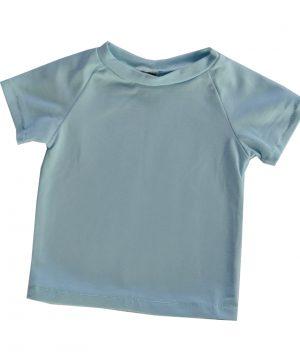 tshirt baby zeegroen