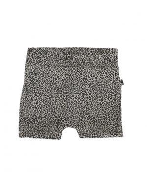 leopard korte broek baby sand