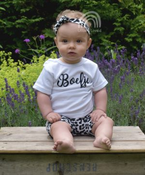 baby outfit panter boefje