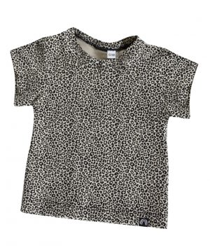 leopard shirt baby sand