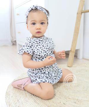 pastel jurkje baby zomer