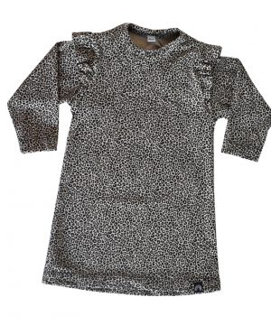 babyjurkje leopard sand