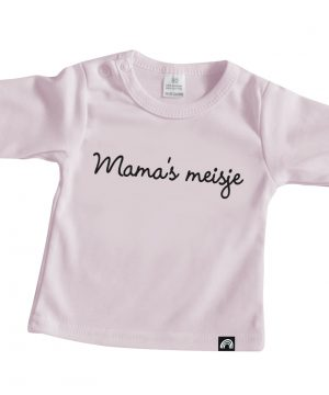 mamas meisje shirt