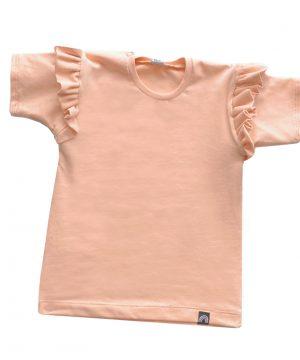 ruffle shirt baby